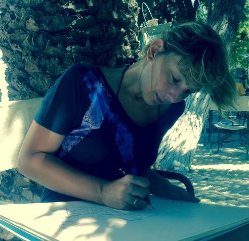 Ζωγραφίζοντας τους Λεξοφάγους ΧΜ.